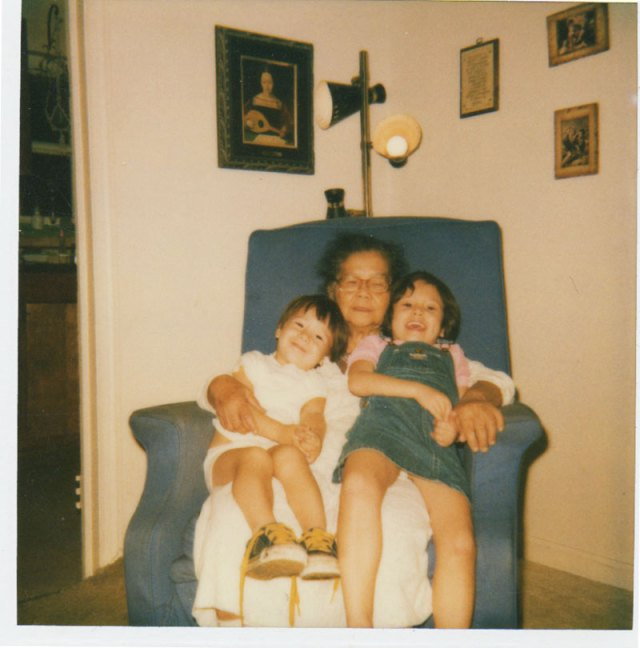 E, Lola and Me