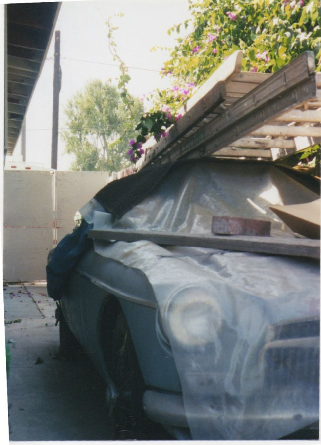 Tito's Car